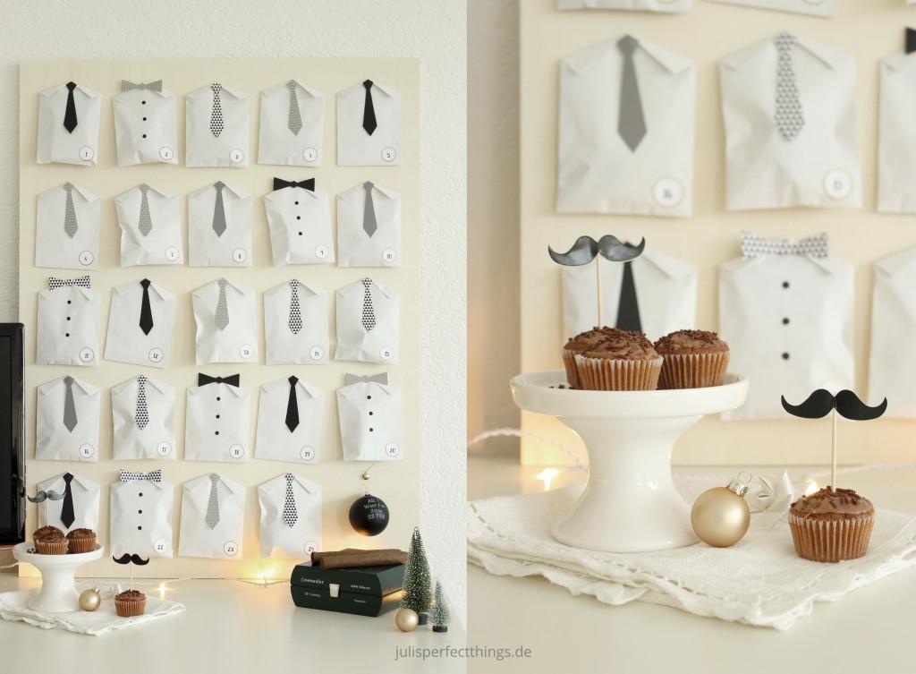 DIY Adventskalender für Männer