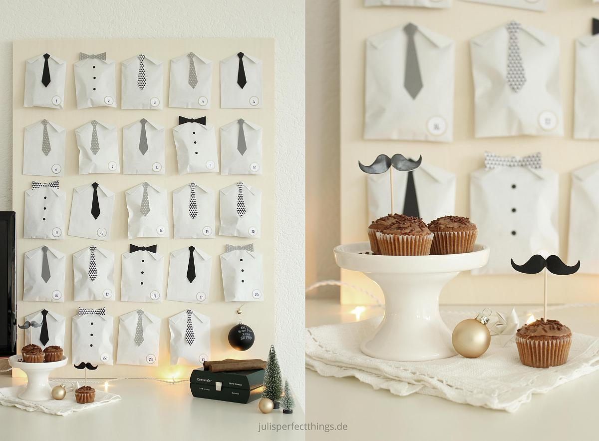diy adventskalender f r business m nner. Black Bedroom Furniture Sets. Home Design Ideas