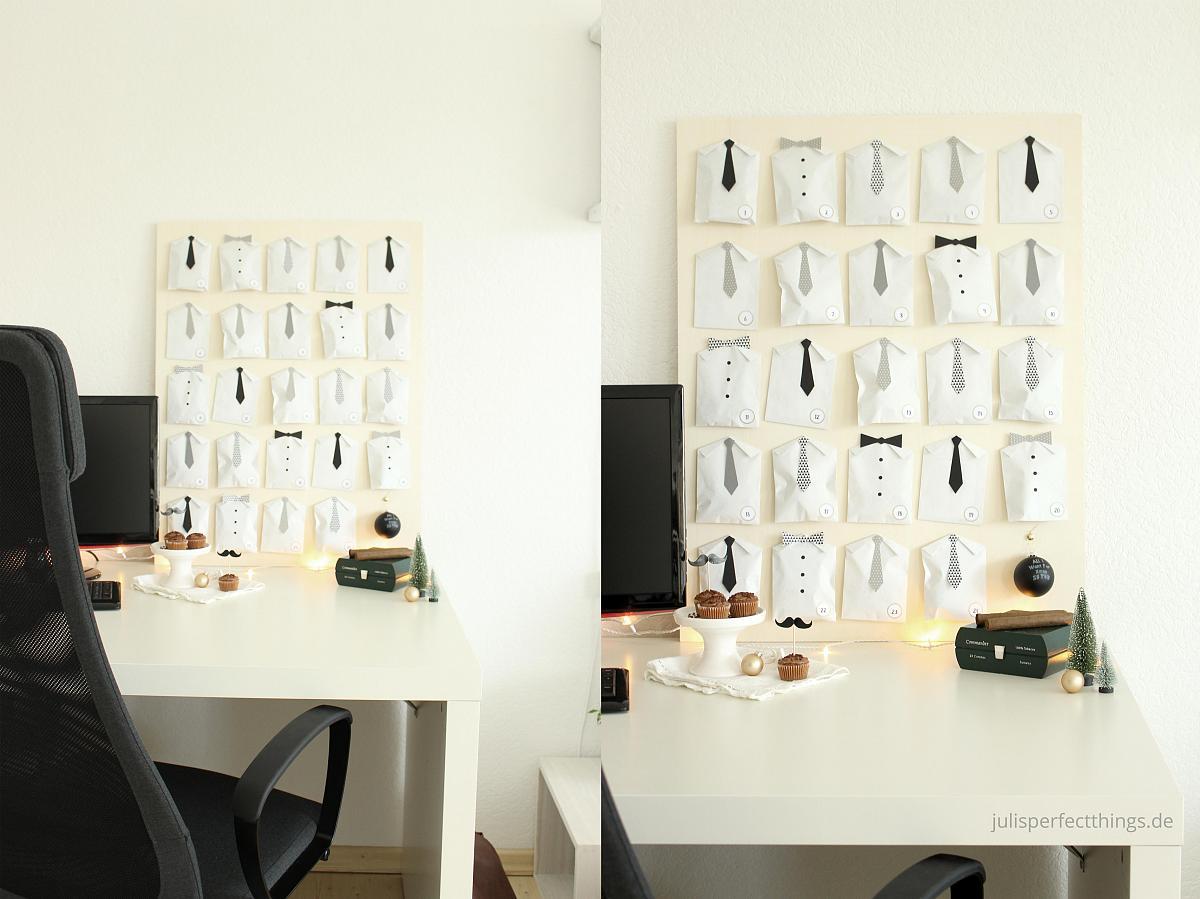 diy adventskalender f r business m nner. Black Bedroom Furniture Sets. Home Design Ideas