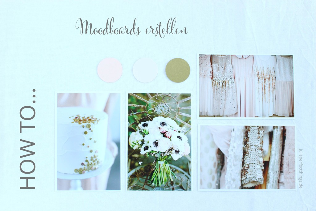 How to Moodboard Wedding