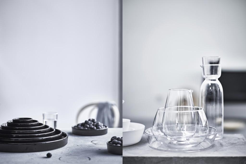 Ikea-Viktigt-Servierplatten-Kanne-Karaffe