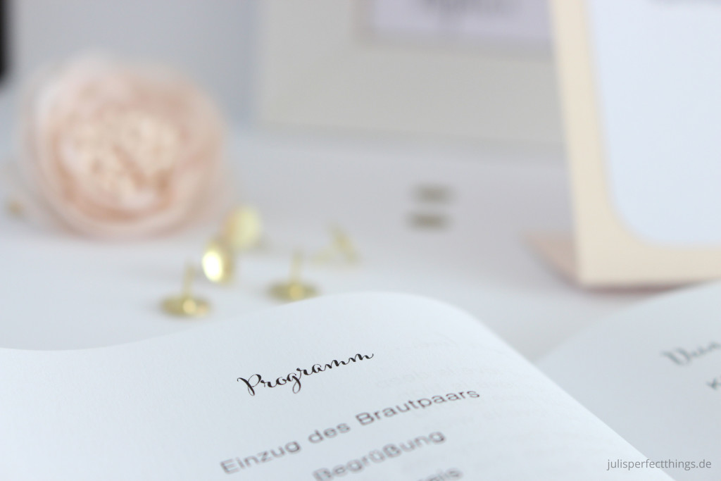Hochzeitspapeterie DIY Menukarten Sitzplan Leporello_7